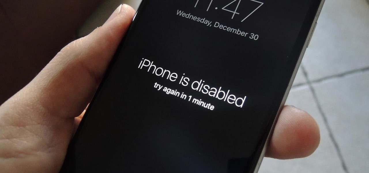 iphone 5 locked up after update OnePlus