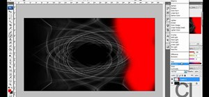Make a colorful abstract background in Photoshop
