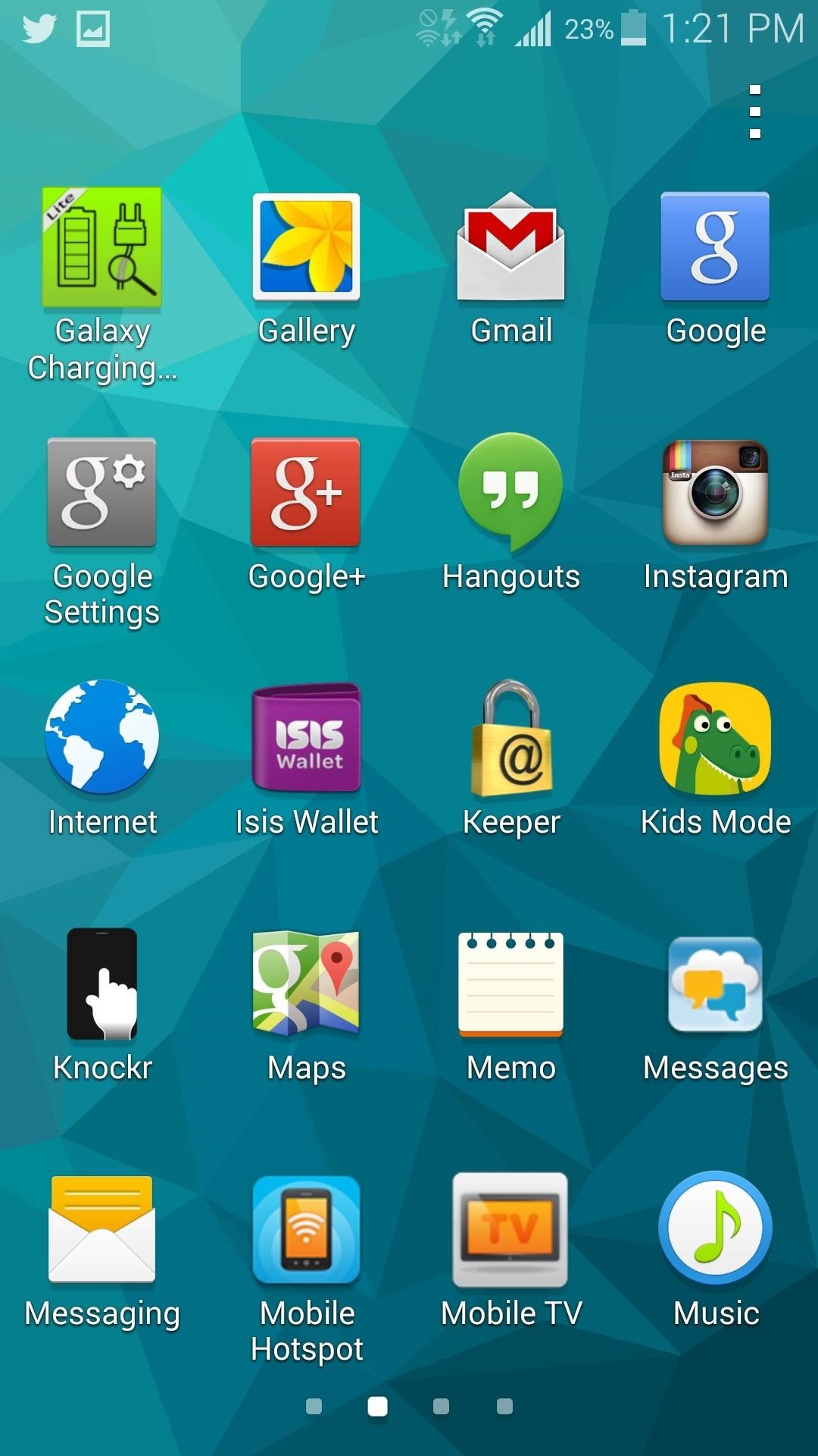 how to enable downloaded apps to run