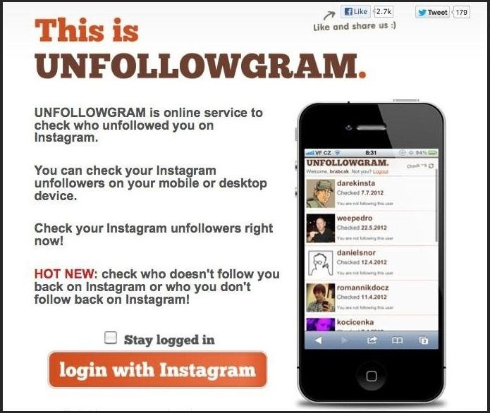Find Out Who Doesn't Like You Anymore on Facebook, Google+, Instagram, Pinterest, Tumblr, and Twitter