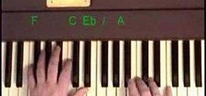 "Play Billy Joel's ""Vienna"" on piano"