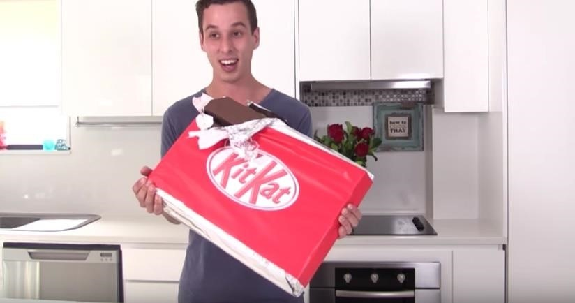Massive 13-Pound Kit Kat Puts Your DIY Candy Bars to Shame
