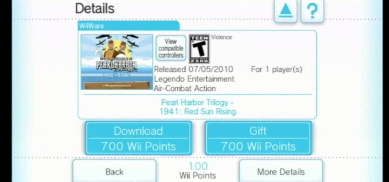 How to Download and play classic games on the Nintendo Wii