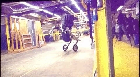 Boston Dynamics' Latest Nightmare Robot 'Handle' Is Humanoid with Wheels for Feet