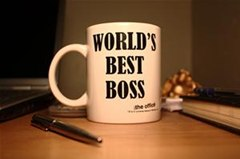 "How to Celebrate National Boss's Day to Get What You Want by ""Managing Your Boss"""