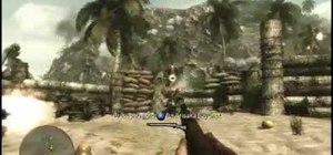 Walkthrough Call of Duty World at War: Mission 2
