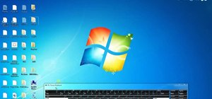 Run an application as another user in MS Windows 7