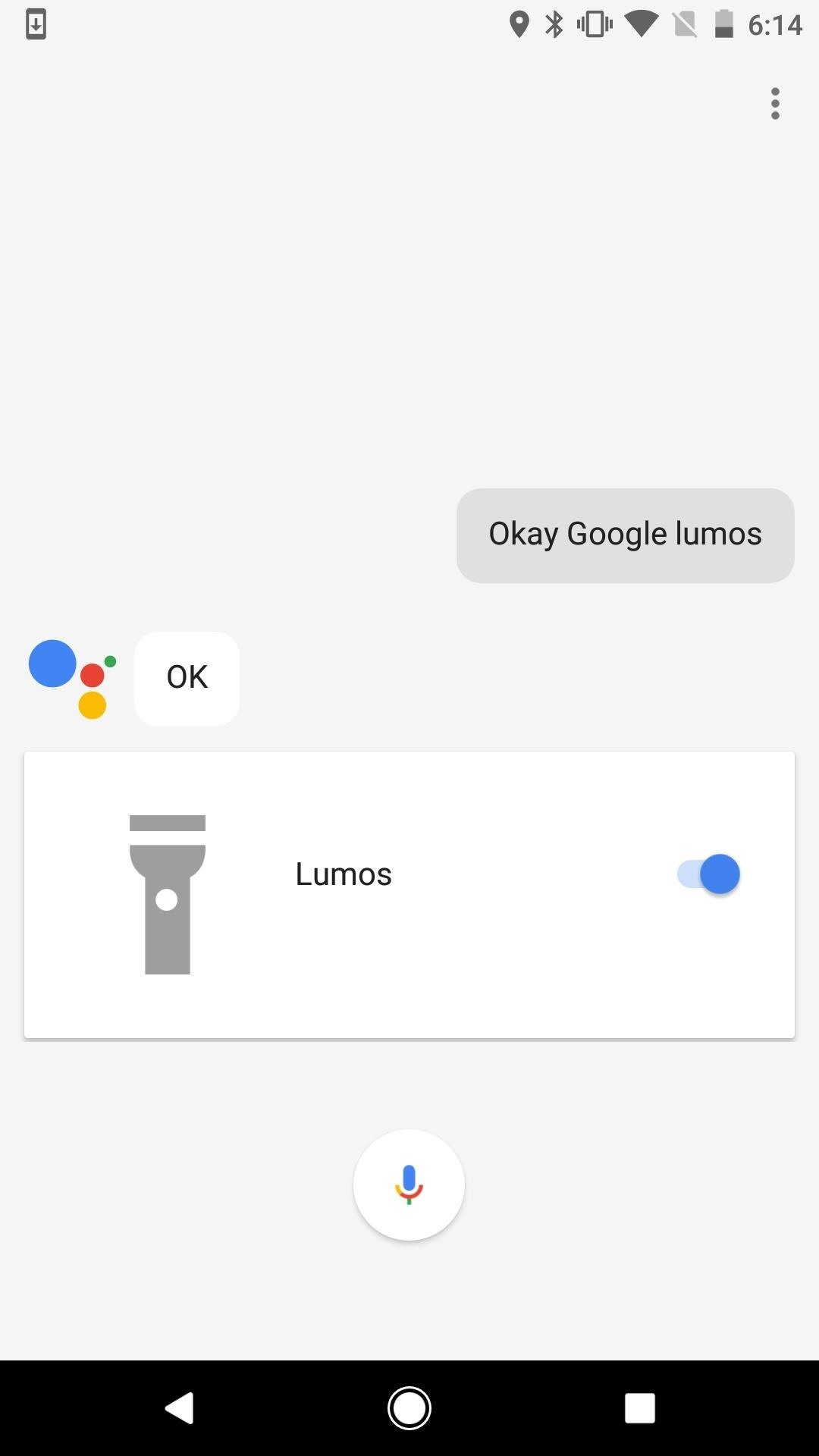 Google Assistant's Fantastic Beasts Voice Commands Turn Your Phone into a Wand