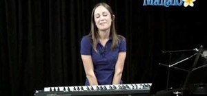 "Play ""Viva la Vida"" by Coldplay on piano or keyboard"