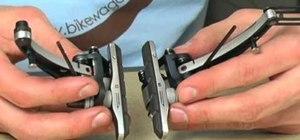 Switch brake pads