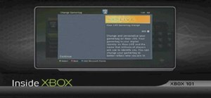 Change your Gamertag on an Xbox 360