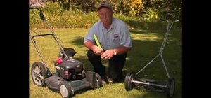 properly mow your lawn and use different mowers