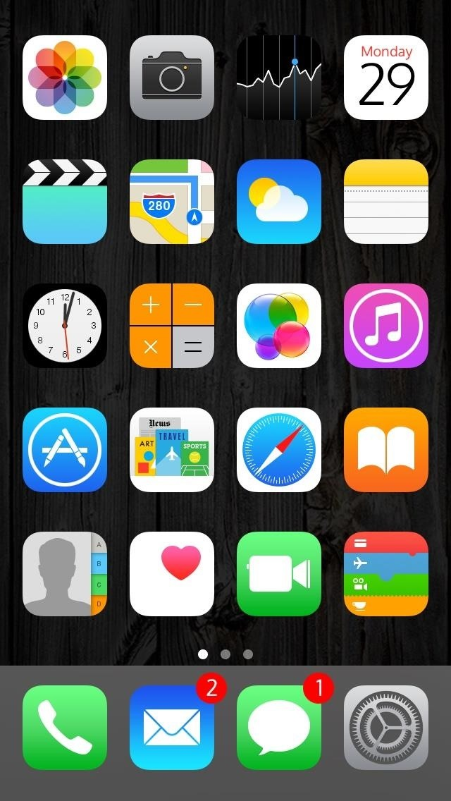 iphone status bar icons how to customize your iphone s status bar amp icon label 2069