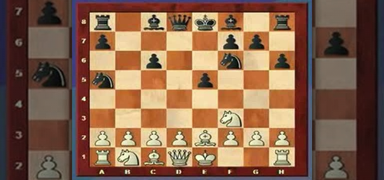 How To Use The Two Knights Chess Defense In Italian Game Board Games WonderHowTo