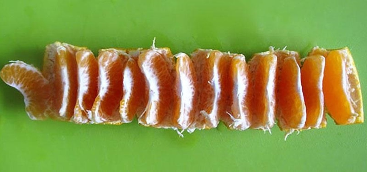 Eating Peel of Orange Orange Without Peeling