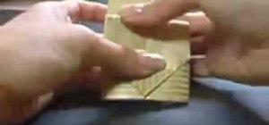 Origamia sturdy box