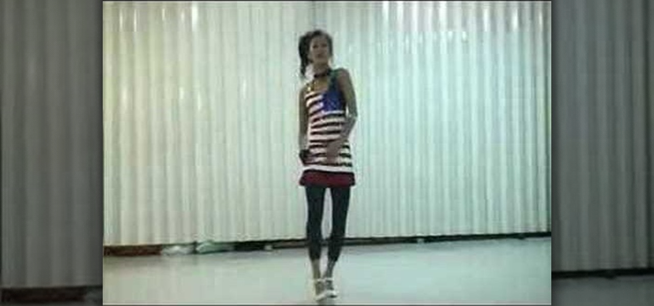 How To Do The Wonder Girls Quot Tell Me Quot Dance Steps 171 Dance
