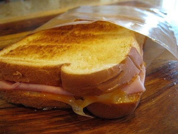 Make Grilled Cheese in Your Toaster with No Mess