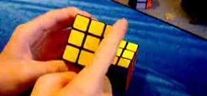 Solve the Rubik's Cube with the N Permutation