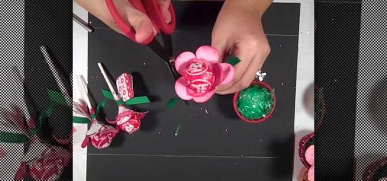 how to craft a cheap mini flower pot for valentine's day favors, Ideas