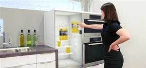 Giving Your Fridge a Mind of Its Own with RIFD Tags