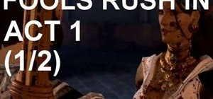 Complete the secondary quest 'Fools Rush In' in Dragon Age 2