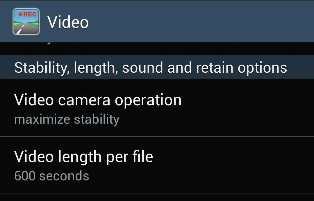 How to Turn Your Samsung Galaxy S4 into a Dashcam to Capture Car Accidents, Freak Events, & More