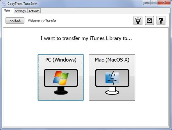How to Transfer an iTunes Library from PC to Mac