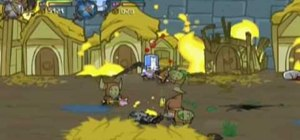 Walkthrough the XBLA video game Castle Crashers on the Xbox 360