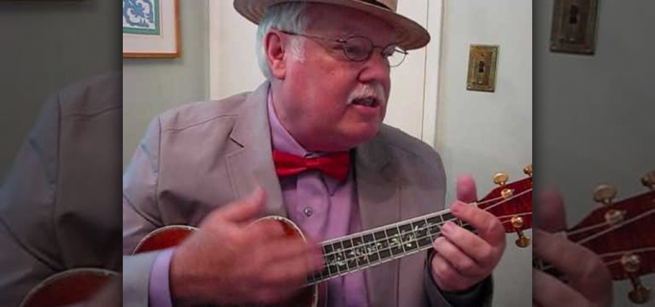 How To Play The Candy Man From Willy Wonka On The Ukulele