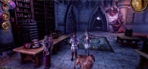 Enable the console to get unlimited cash and XP in Dragon Age: Origins