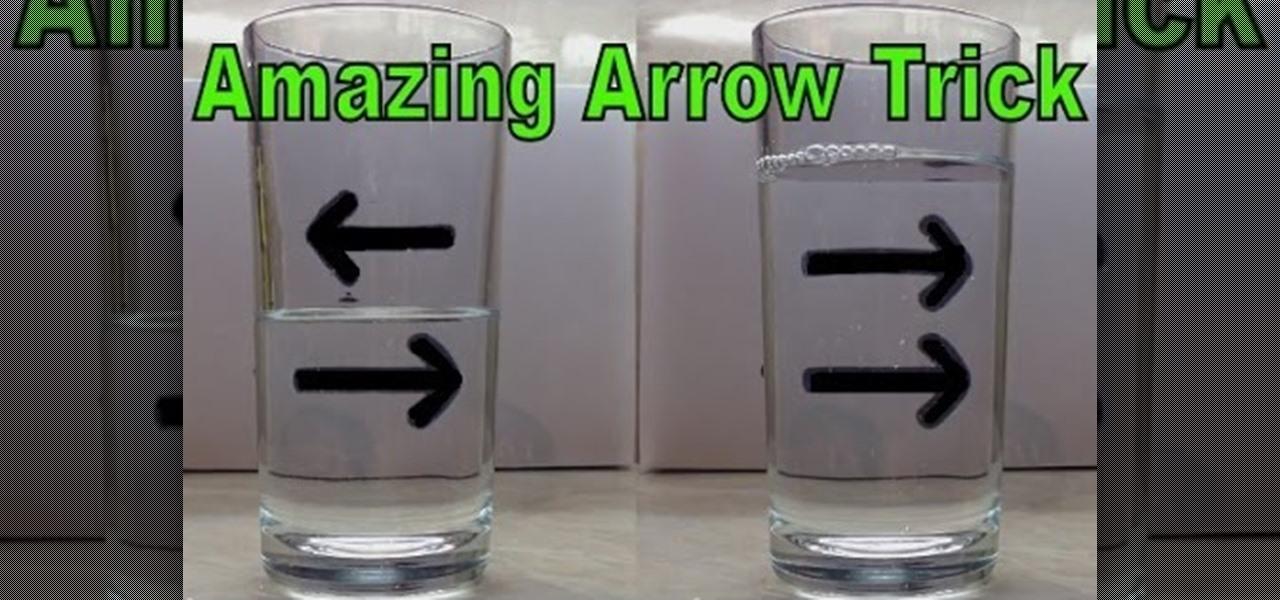 Reverse Arrow Trick - Amazing