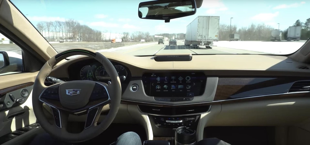 To Avoid Crashes, Cadillac's Super Cruise Will Only Work on Highways