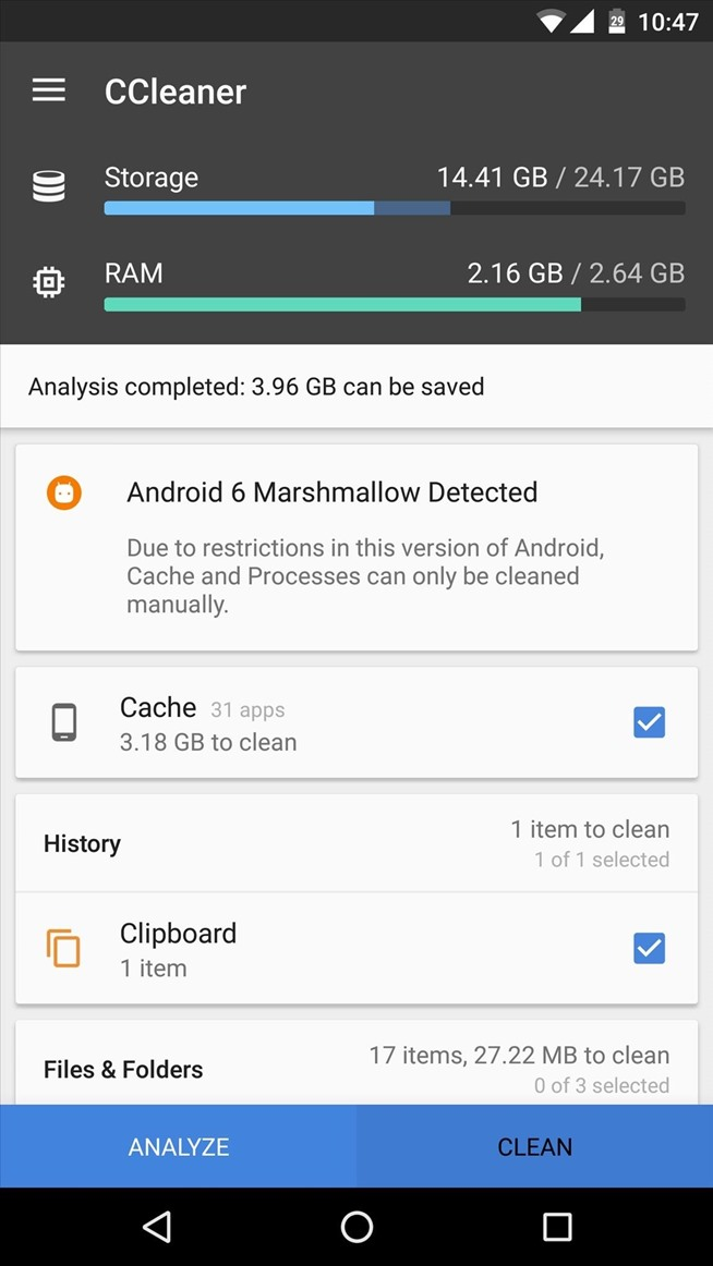 5 Awesome Android Apps for Saving Storage Space