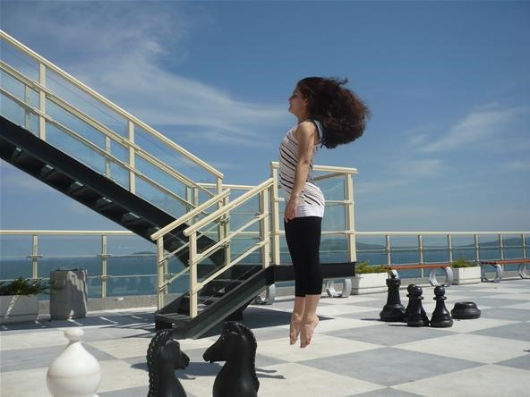 Levitation Challenge: Check and Mate