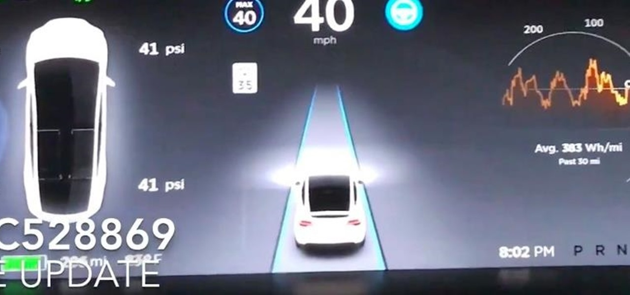 Tesla Jumps Aheads with a Truly 'Silk Smooth' Autopilot Update