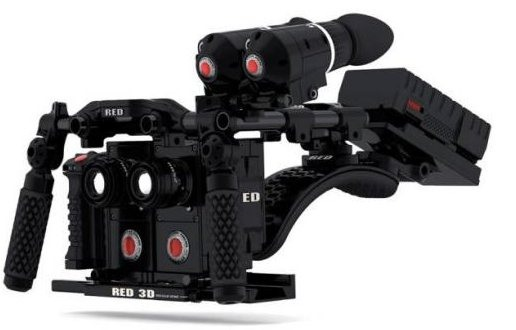 NAB 2010 Sneak Peek: RED 3D Photos