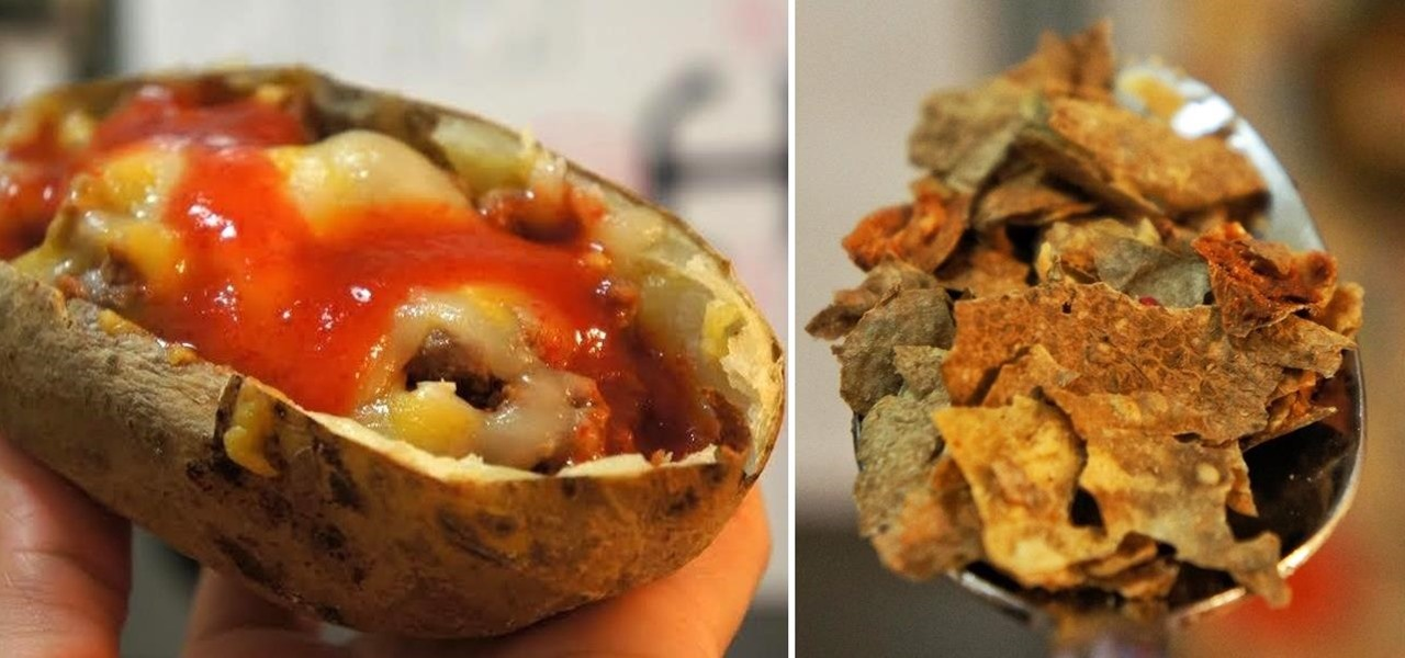 4 Tasty Reasons to Not Throw Away Your Potato Skins