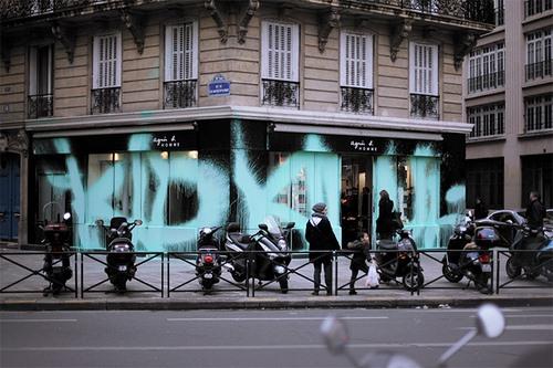 Will Kidult Wage a Graffiti Civil War?