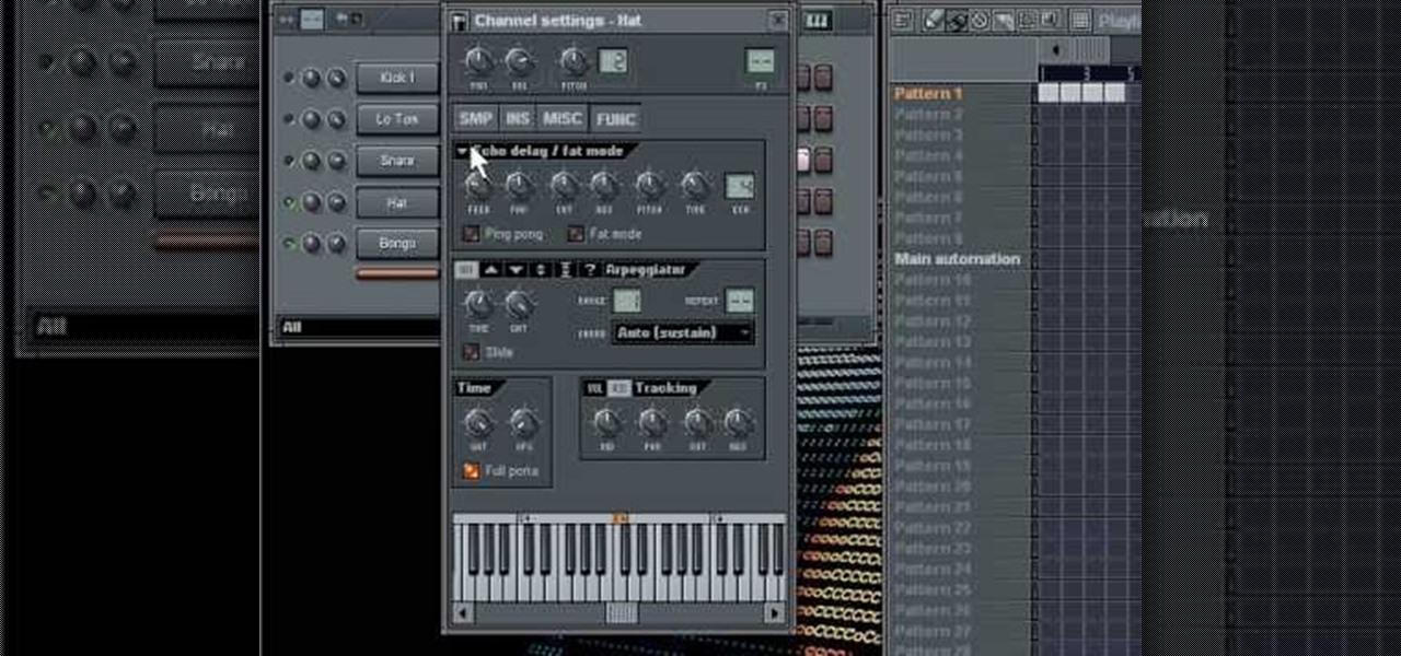 How to Create a Reggaeton beat in FL Studio « FL Studio :: WonderHowTo