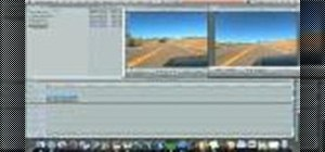 Adjust the speed of video clips in Final Cut Express