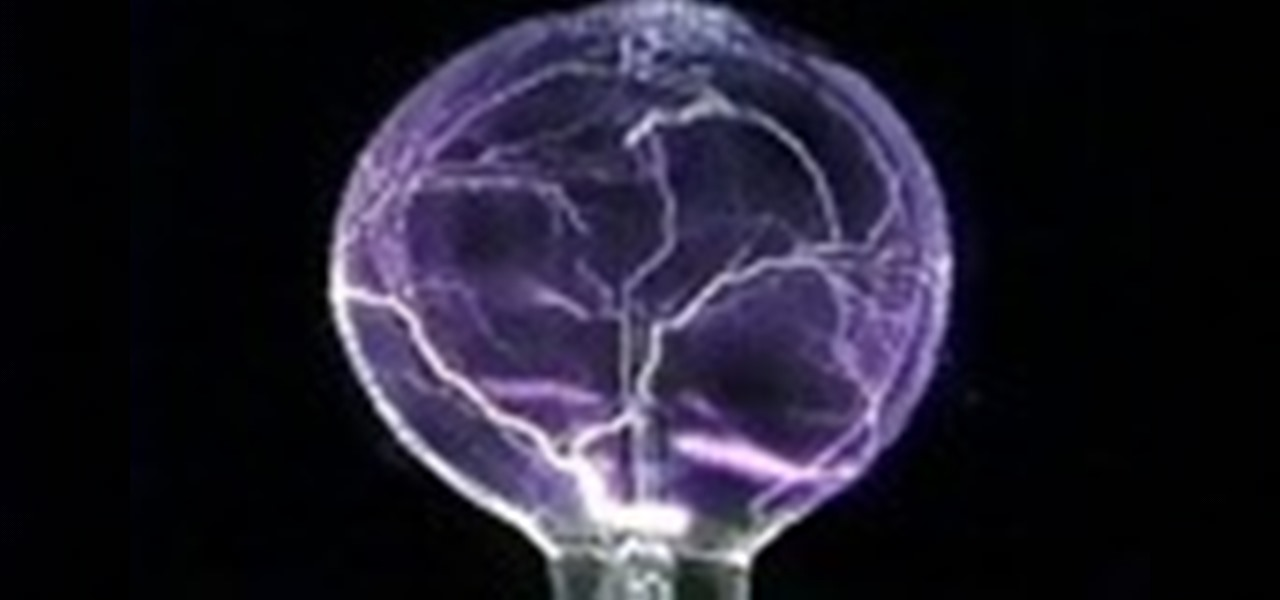 how to make your own lightning globe 171 science experiments