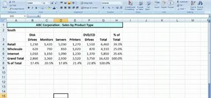 Copy and move worksheets in Microsoft Excel 2007
