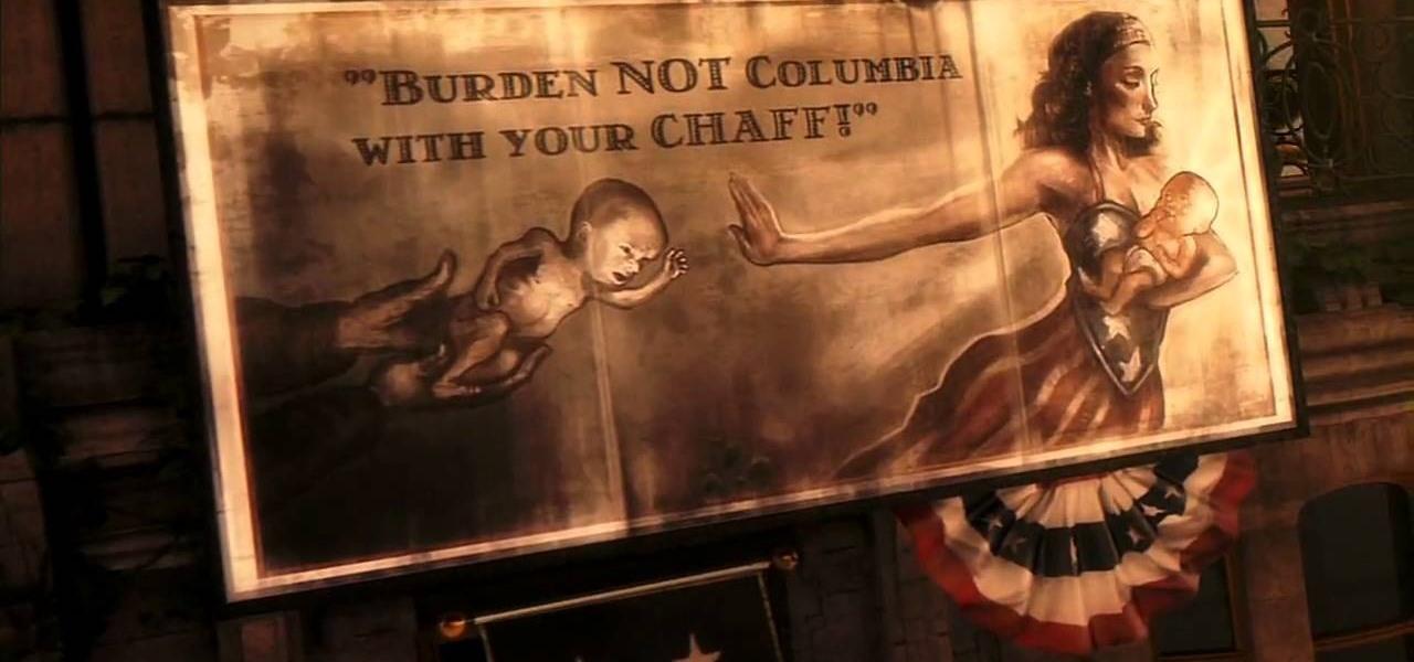 New Bioshock Game Goes Steampunk in a Big Way