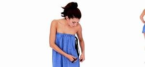Wear an American Apparel Le Sac dress (The Mini)