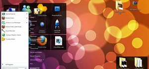 Make Windows 7 look & feel like Mac OSX
