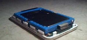 Replace a broken iPod click wheel