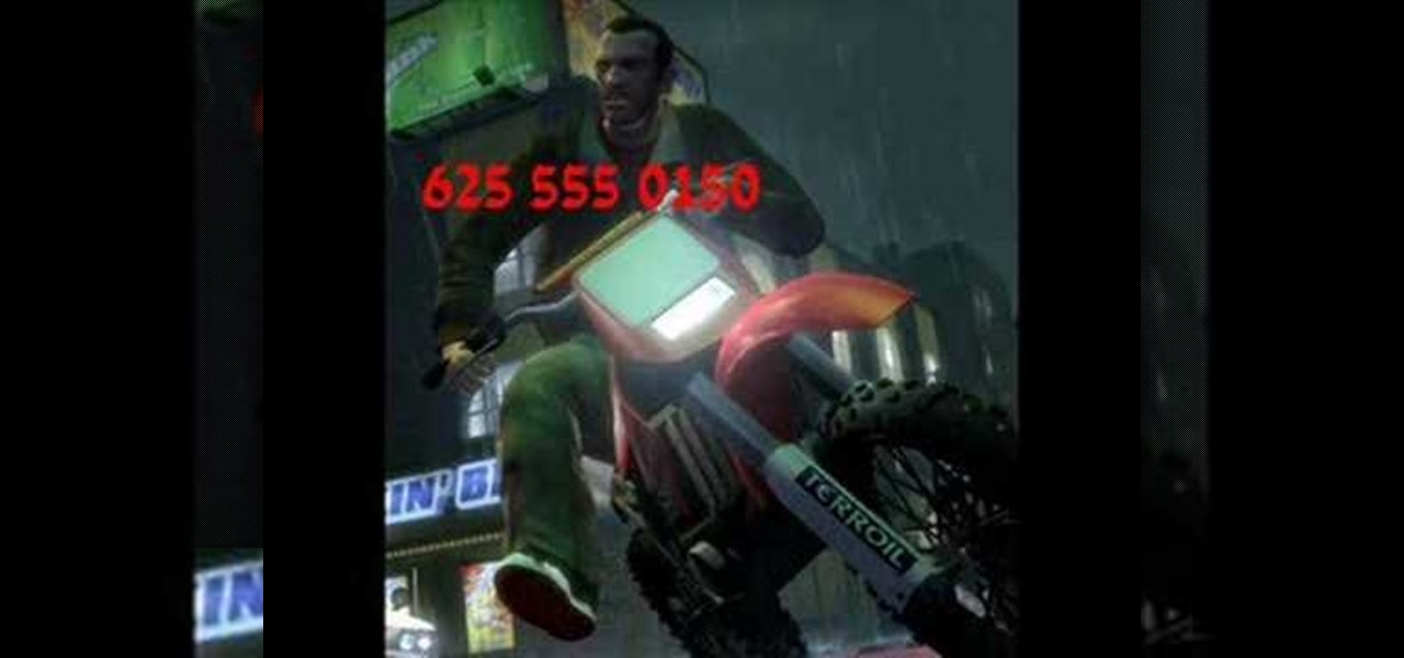 Grand Theft Auto Iv Hookup Cheats