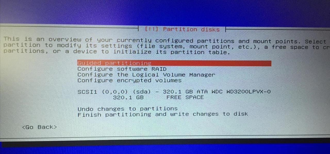 Kali Linux 1 1 0 Won't Recognize My Partition When
