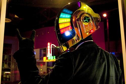 HowTo: Make a Daft Punk Helmet
